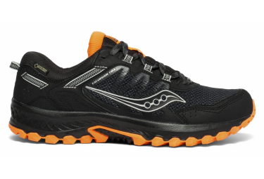 Saucony EXCURSION TR13 GTX Black Orange Men