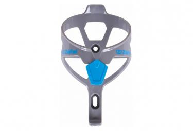 Porte-bidon Zefal Pulse A2 Gris / Bleu Cyan