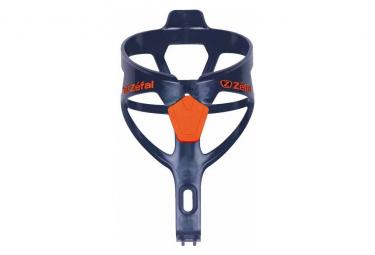 Zefal Pulse A2 bottle cage dark blue / orange