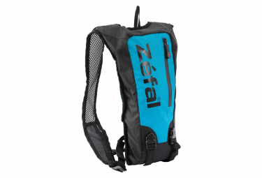 Zefal Z Hydro Race Hydration Bag + Water Pocket Blue / Black