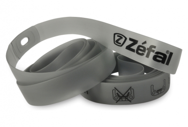 ZEFAL Soft Rim Tapes Gray 28/29 18mm By pair