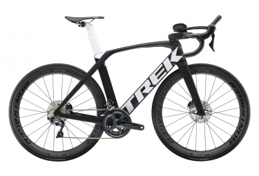 V road 2020 Trek Madone SLR 6 Speed Disc Shimano Ultegra 11V Black / White