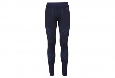 Odlo Tights NATURAL WARM Man diving navy