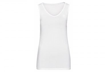 Odlo V-neck top PERFORMANCE X LIGHT Woman white