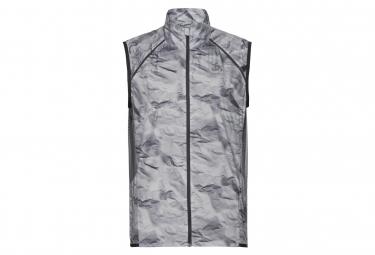 Odlo ZEROWEIGHT Man Jacket Graphite Grey