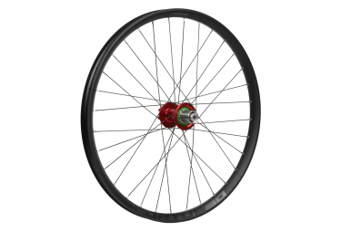 Hope Fortus 30W Pro 4 DH Steel Rear Wheel 29 '' | 12x150 / 157mm | Red