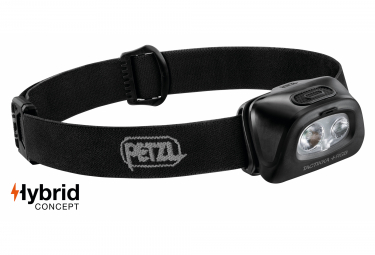 Petzl Tactikka +RGB Front Light Black