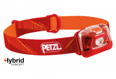 Petzl Tikkina Front Light Red