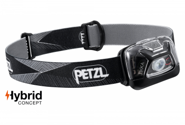 Petzl Tikka Front Light Black