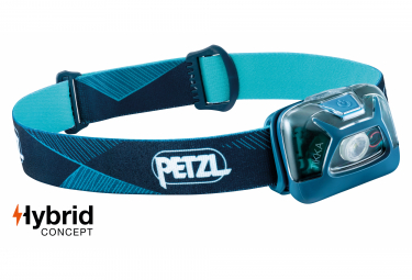 Petzl Tikka Front Light Blue