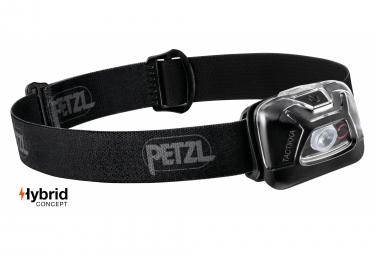 Petzl Tactikka Frontal Luz Negro