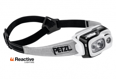 Petzl SWIFT RL Front Light Black
