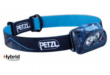 Petzl Actik Front Light Blue
