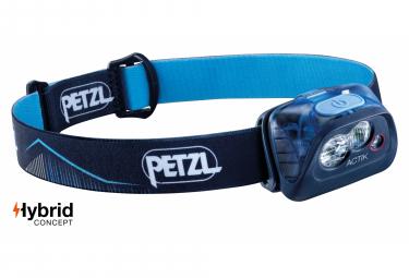 Petzl Actik Delantero Azul Claro