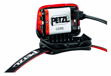 Luz delantera delantera Petzl Actik Core roja