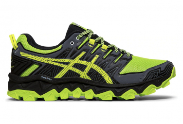 Asics Gel Fujitrabucco 7 Green Black Men