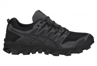 Zapatillas Asics Gel Fujitrabuco 7 GTX para Hombre Negro / Gris