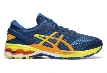 De confianza tornillo precoz  Asics Gel Kayano 26 Blue Yellow Orange Men | Alltricks.com