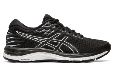 Asics Gel Cumulus 21 Black White Women