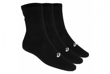 Asics Socks x3 Crew Black Unisex