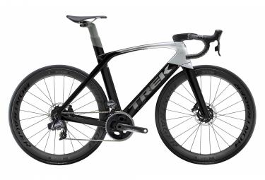 Vélo de Route Trek Madone SLR 7 Disc Sram Force eTap AXS 12V 2020 Noir / Gris