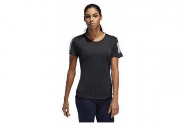 Adidas Own The Run Kurzarmtrikot Damen Grau