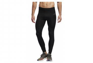 Lange Strumpfhose adidas Own The Run Black