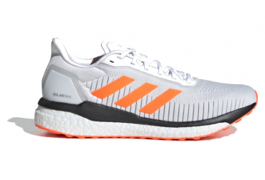 Zapatillas adidas running Solar Drive para Hombre Blanco / Naranja