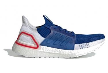 Zapatillas adidas running UltraBoost 19 para Hombre Azul / Blanco