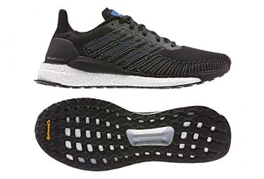 Zapatillas adidas running Solar Boost para Hombre Negro