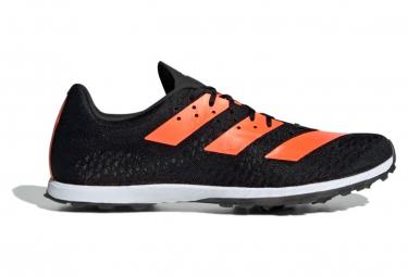 Adidas adizero XC Sprint Trail Schuhe Schwarz / Orange