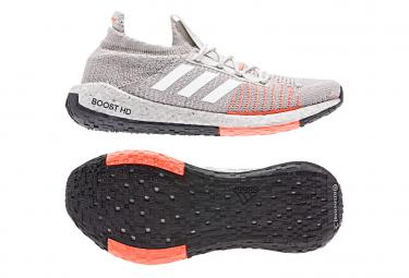 Zapatillas adidas running PulseBoost HD para Mujer Gris / Naranja