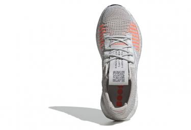 Chaussures de Running Femme adidas running PulseBoost HD Gris / Orange