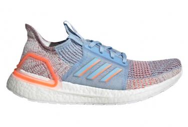 Zapatillas adidas running UltraBoost 19 para Mujer Azul / Naranja
