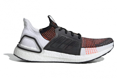 Adidas UltraBoost Running Shoes Black / Orange