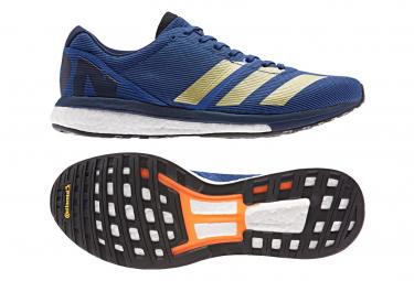 Zapatillas adidas running adizero Boston 8 para Hombre Azul / Oro