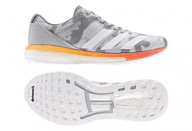 precio barato Venta barata venta en línea Adidas adizero Boston 8 Zapatillas de running Camo / Naranja