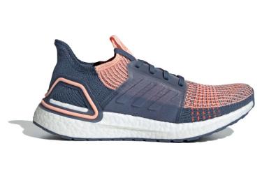 Zapatillas adidas running UltraBoost 19 para Mujer Azul / Rosa