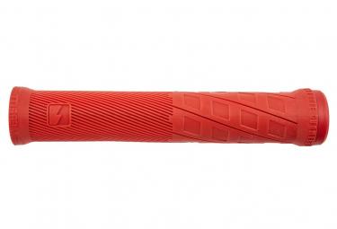 BMX Merritt Charlie Crumlish Signature Grip Red Handgrips