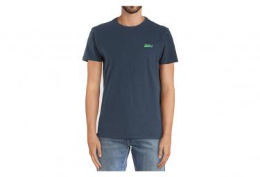 TSR683 Homme Tee Shirt Marine Petrol Industries