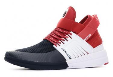 Sneakers tricolore homme Supra France