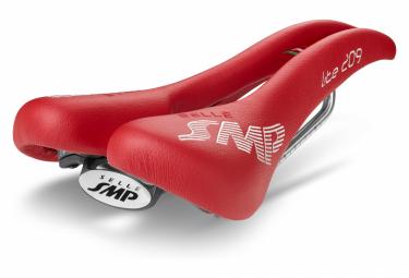 Sella SMP Lite 209 Rails Inox Red