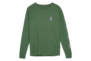 T Shirt VOLCOM Vert