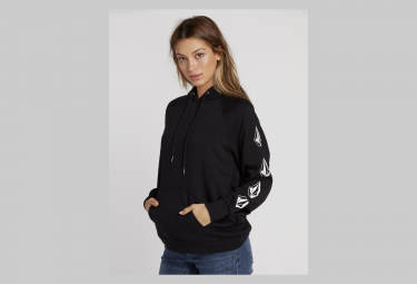 Sweat VOLCOM Noir