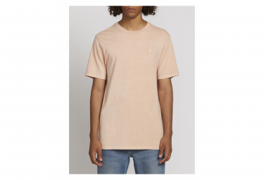 T Shirt VOLCOM Solid Stone Emb Rose