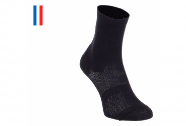 Pair of LeBram Pro-Fit Socks Cross Fry Black