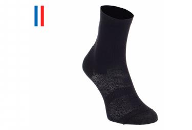 Paire de Chaussettes LeBram Pro-Fit Croix Fry Noir