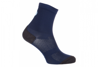 Paire de Chaussettes LeBram Pro-Fit Croix Fry Bleu