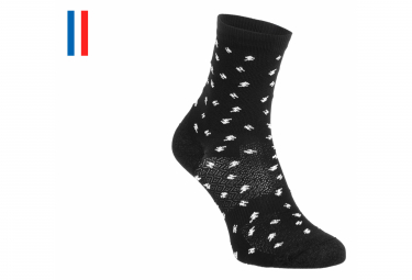 Paire de Chaussettes LeBram Pro-Fit Péguère Noir