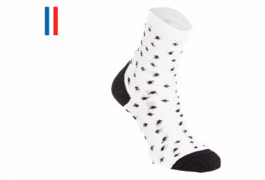 Pair of LeBram Pro-Fit Socks White